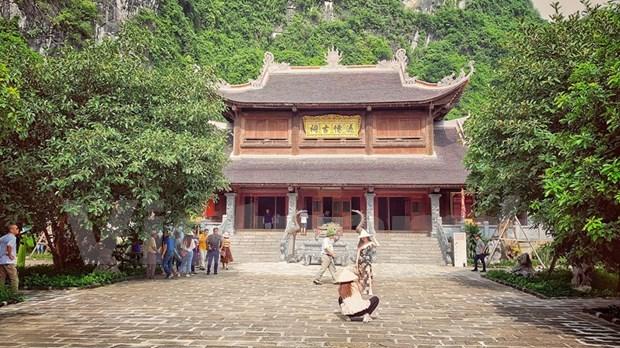 努力确保长安文化遗产保护与利用的和谐发展 hinh anh 4