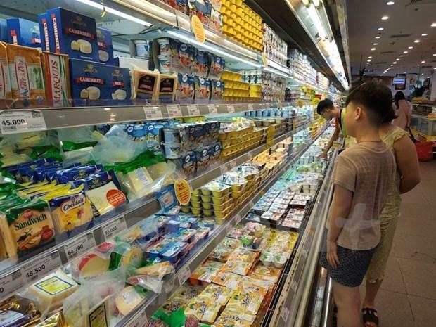 10月越南居民消费价格指数增速创三年来新高 hinh anh 2