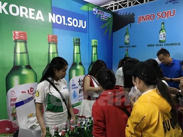 越韩自贸协定促进越韩双边贸易快速发展 hinh anh 2