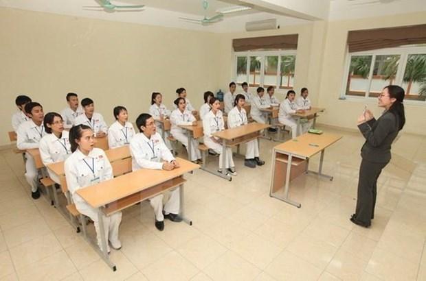 日本是接收越南劳动力最多的市场 hinh anh 1