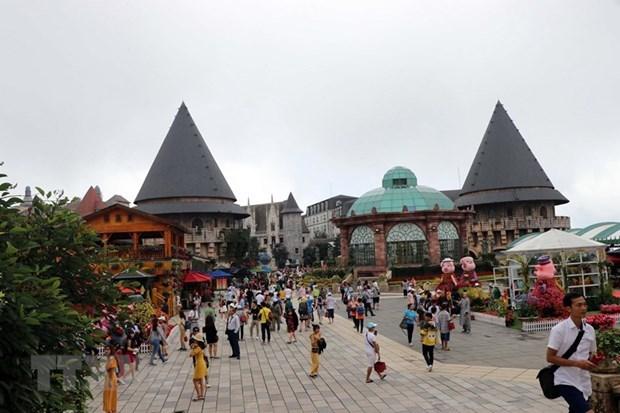 岘港市力争建设成为世界一流的旅游胜地 hinh anh 1