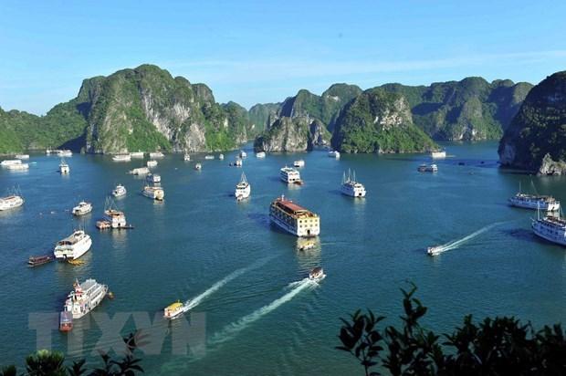 广宁省旅游业面向发展成为拳头经济产业 hinh anh 1