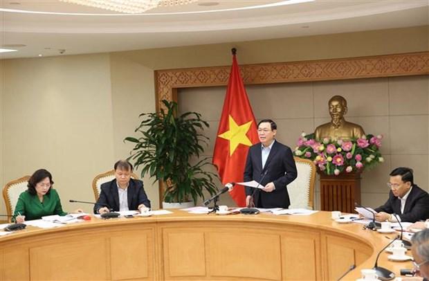 政府副总理王廷惠:2020年把通货膨胀控制在3.59至3.91%左右 hinh anh 1