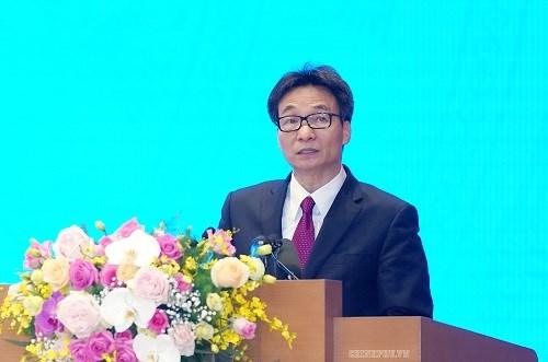 越南政府副总理武德儋:力争营商环境跃升10位 hinh anh 2