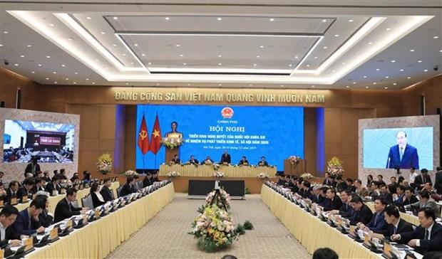 政府总理阮春福:不因经济利益以环境、文化和社会文明为代价 hinh anh 2
