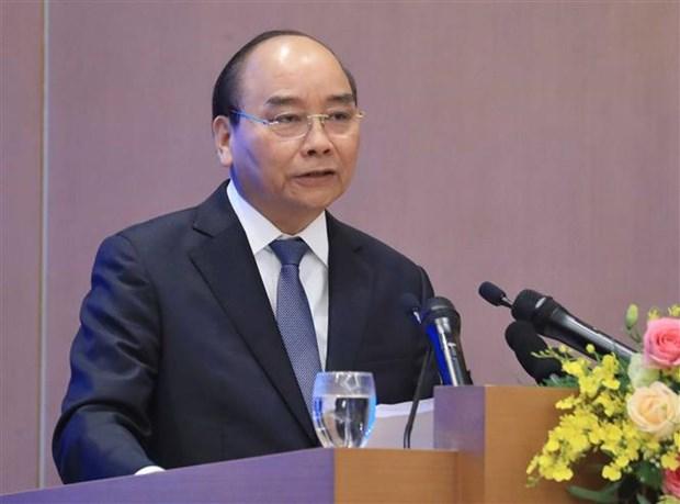 政府总理阮春福:不因经济利益以环境、文化和社会文明为代价 hinh anh 1