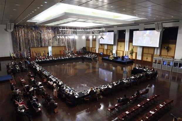 提升议会外交在促进地区和平、安全与繁荣中的作用 hinh anh 1
