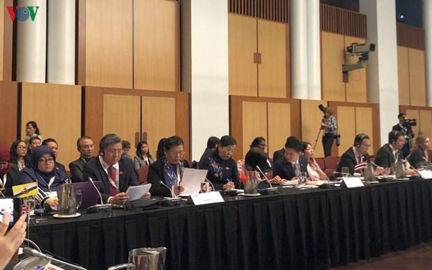 越南为亚太议会论坛第28届年会成功召开作出积极贡献 hinh anh 1
