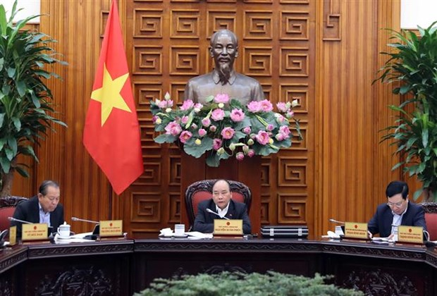 越南政府常务委员会召开会议 讨论解决甘蔗制糖业面临困境的措施 hinh anh 1