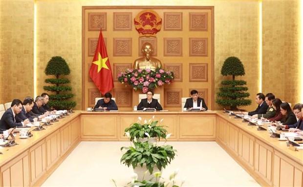 新冠肺炎疫情:对所有入境越南的旅客实施健康申报制度 hinh anh 2