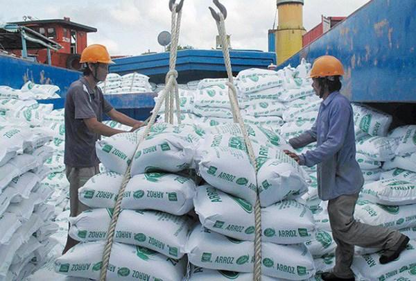 越南政府总理要求暂停新签大米出口合同 hinh anh 1