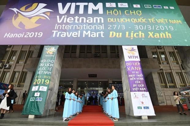 """2020河内VITM集中于""""遗产--越南旅游资源"""" hinh anh 2"""
