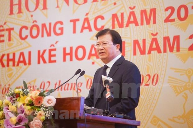 郑廷勇副总理:未来十年越南将新增3千公里高速公路 hinh anh 2