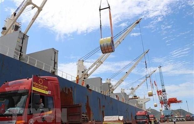 越南跻身全球商品进出口总值最大的30个国家和地区行列 hinh anh 1