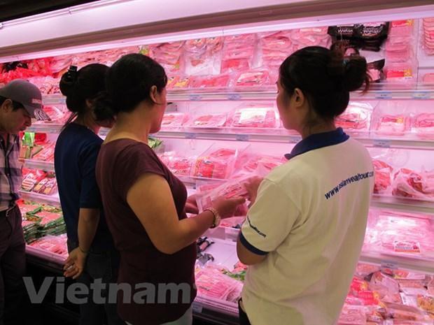 2019年:猪肉价格上涨影响CPI波动 hinh anh 1