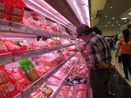 2019年:猪肉价格上涨影响CPI波动 hinh anh 2