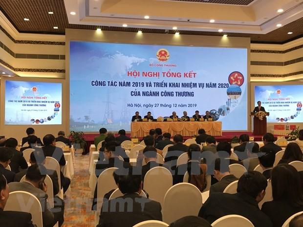 2019年越南贸易顺差超99亿美元 贸易顺差规模不断扩大 hinh anh 2