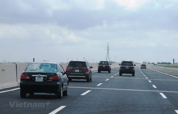 越南将在未来10年内新修 4000至5000公里的高速公路 hinh anh 1