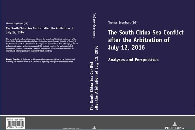 德国出版社发行关于东海的书籍 hinh anh 1