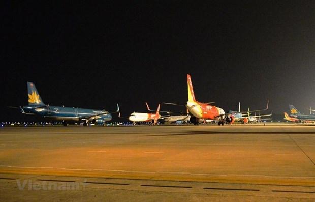 交通运输部驳斥关于对国家航空公司实施保护政策的信息 hinh anh 1