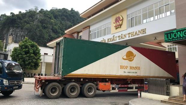 越南致力于疏通市场 大力促进农产品销售 hinh anh 1