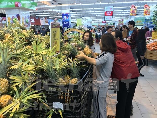 越南致力于疏通市场 大力促进农产品销售 hinh anh 2