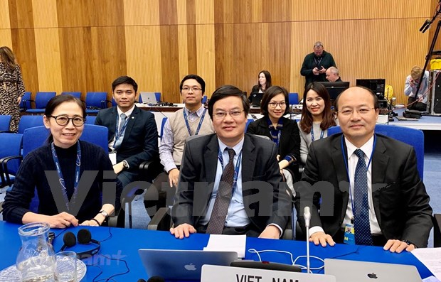 越南积极参与核安全合作 hinh anh 1