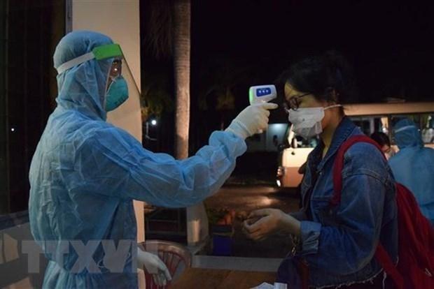 IMF盛赞越南的防疫模式 hinh anh 1