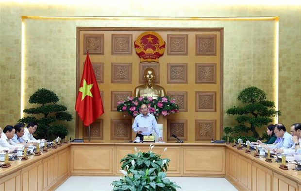 阮春福总理:消费物价指数要控制在4%以内 hinh anh 1