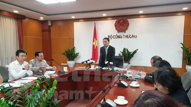 越南工贸部为应对新冠肺炎疫情制定好作战计划 hinh anh 2