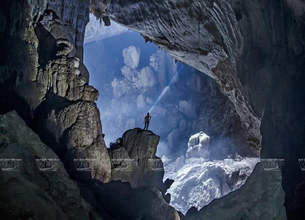 广平省天堂洞后段七公里探索之旅 hinh anh 1