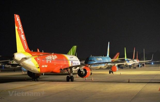 越南航空业遭遇史上最困难时期 hinh anh 1