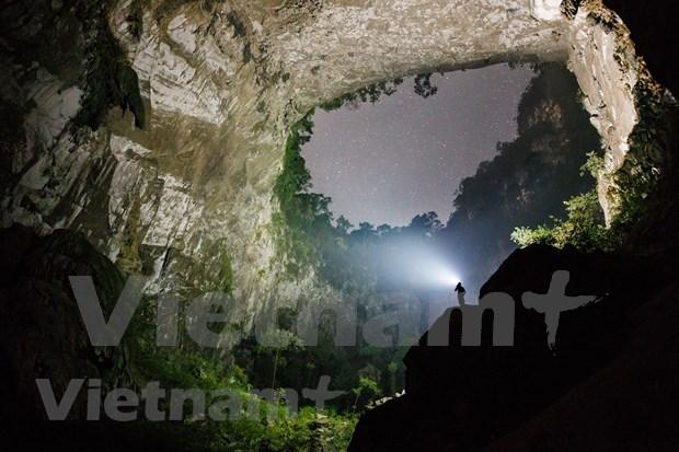 《卫报》将越南韩松洞评选为全世界最值得参观的十大虚拟景点之一 hinh anh 2