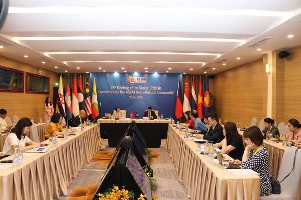 """越南优先致力于一个""""齐心协力与主动适应的东盟""""的目标 hinh anh 2"""