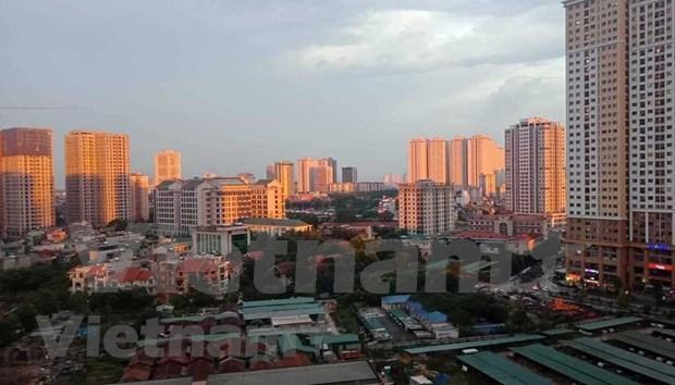 """2020年第一季度越南房地产市场即使""""关闭""""也不降价 hinh anh 2"""