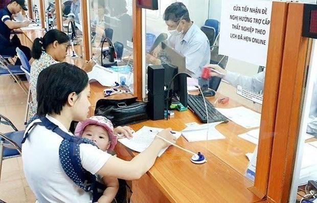 国际劳工组织:今年全球第二季度减少4亿个全职工作 hinh anh 1