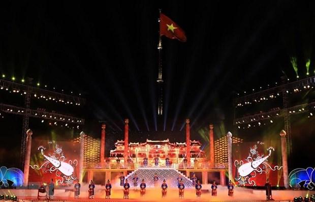 2020年顺化文化节:弘扬传统和当代文化价值 hinh anh 1