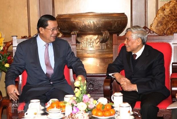 黎可漂为柬埔寨革命做出的贡献 hinh anh 1