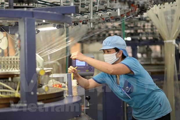新冠肺炎疫情造成今年上半年出口额下降1.1% hinh anh 1