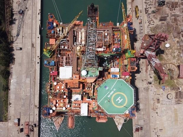 榕橘船舶工业公司主动克服困难 继续获得来自国内外客户的新订单 hinh anh 1