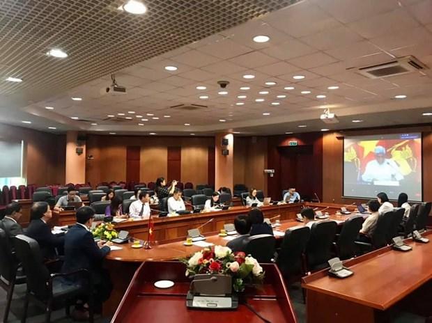 鼓励斯里兰卡企业对越南配套产业等投资 hinh anh 1