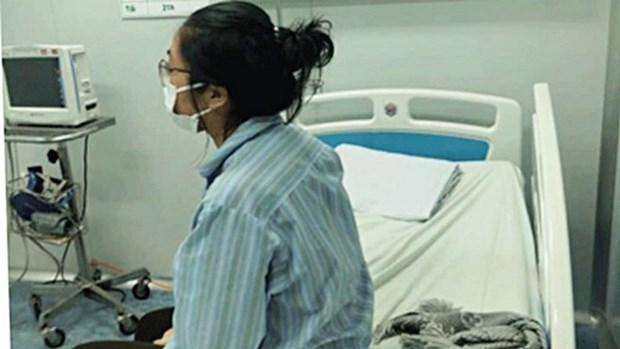 关于越南第17例新冠肺炎患者的故事真相 hinh anh 1