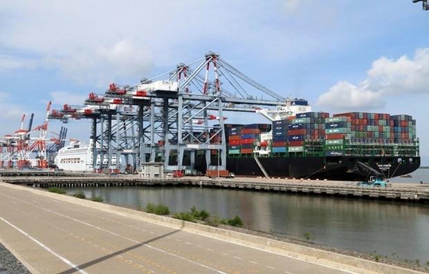 越南港口的装卸服务价格处在地区中最低水平 hinh anh 1