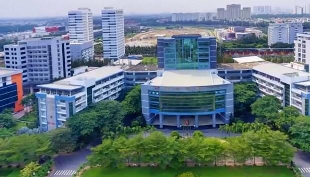 越南一所大学入围世界最佳大学排名 hinh anh 1