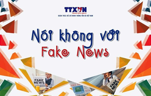 越通社抗击虚假信息项目获得国际新闻奖 hinh anh 1