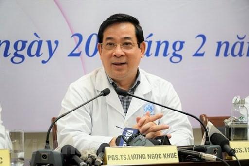 越南各家医院建立1000个远程医疗会诊分会场 hinh anh 1