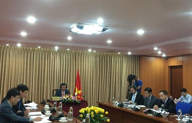 越南应对新冠肺炎疫情财政机制交交流 hinh anh 1