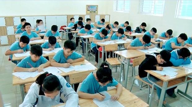 2020年美国数学竞赛将在越南举行 hinh anh 2