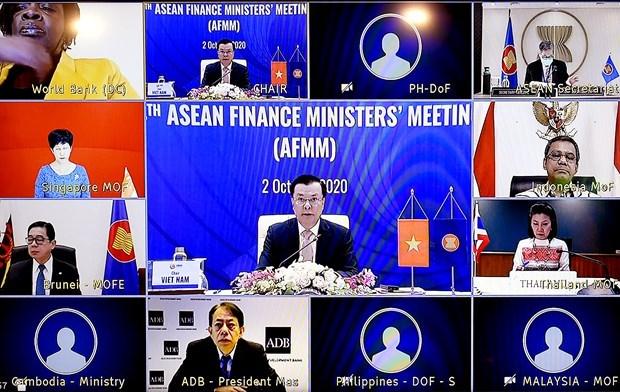 ASEAN 2020: 东盟金融合作迈出重大步伐 hinh anh 1