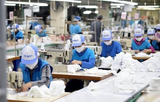 2020年第四季度越南劳动力市场有一定起色 hinh anh 1